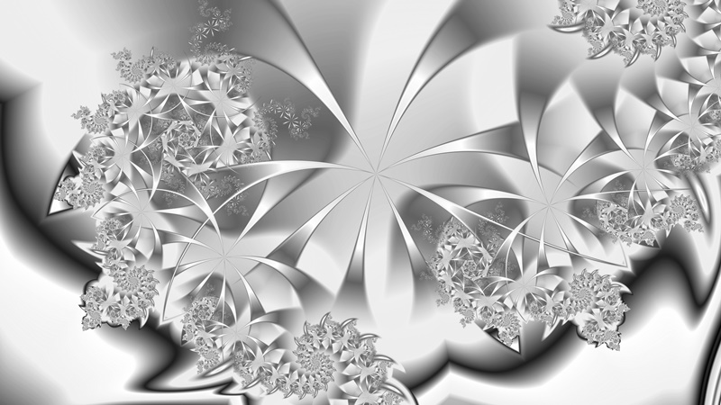 Fototapet 3D Abstract Floral